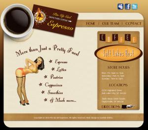Salt Lake Coffee - Pin-Up Girl Espresso