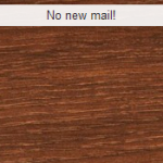 No New Mail